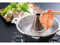 スタミナ満点の豚しゃぶは、ご家族に大人気メニューです!
