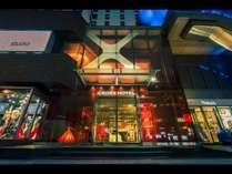 クロスホテル大阪 外観