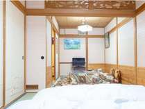 6畳+4.5畳続き和室