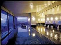海を見渡す温泉眺望大浴場で心も体もリフレッシュ♪