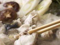 河豚ならではの独特の旨みをご堪能頂けるてっちり鍋≪料理イメージ≫