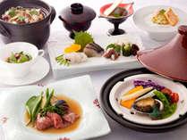 【早得21】<レストラン海菜美>海鮮のお造りや特選牛を味わう創作コース&約40種の和洋朝食バイキング