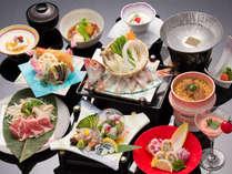 旬の日本海を味わう!荒磯会席