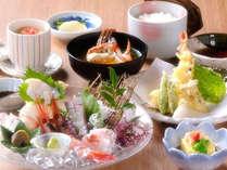 地場産品を生かした『妙高御膳』 【夜景を楽しみながらお食事堪能!】2食付プラン