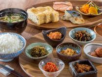 【レストラン アレーグロ】地場産品をいかした口コミ好評の朝食バイキング