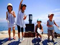 ☆★ GW・夏休み ☆★ 楽しいイベントあり♪ ぜひお子様とお楽しみください!