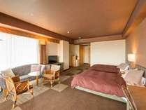 *【部屋一例】スーペリアツイン露天風呂付:42平米。最大3名様まで