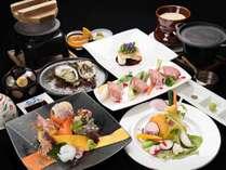 *【夕食一例】アップグレード料理