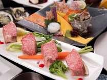 *【夕食一例】アップグレード料理~肉料理~