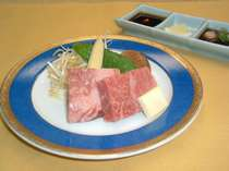 大和牛のステーキ