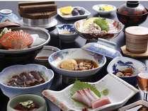 【当館スタンダード】海側客室とあしずり会席料理プラン♪【鰹のタタキ付き☆】