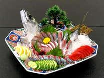【土佐の清水サバ◇姿造り】 素晴らしい鮮度だからこそお出しできる、ご当地ならではな美味しさをどうぞ!