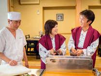 【鰹タタキ作り体験】 自分好みに焼き上げるタタキは美味しさもひとしお!