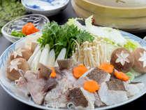 【天然クエ鍋】 旨みたっぷり!天然ものの高級魚をお鍋で♪〆の雑炊までお箸が止まりません☆