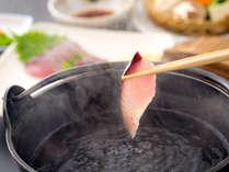 【サバしゃぶ】 冬にしか逢う事のできない、幻の美味!サッと湯にくぐらせて・・・♪