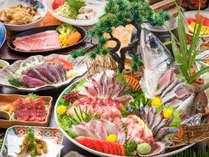 """◆【足摺国際プレミアム】 その日仕入れた""""最高級の食材""""を使った『一期一会』の美食会席"""