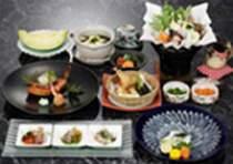 【年末年始限定】 夕食「ふく会席」付 1泊2食付プラン