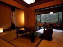 デザイナーズ和モダン客室【露天風呂付】の一例