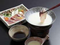 富山の冬の味覚「ぶり」をしゃぶしゃぶで♪