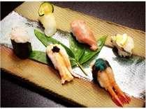 ◆料理長厳選会席~春・夏・秋・冬~◆(特上にぎり寿司)