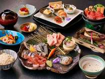 ◆三楽園会席◆料理例