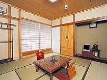 本館客室8畳/一例