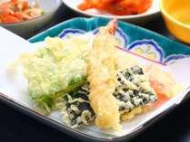 揚げたてを召し上がれ 天ぷら