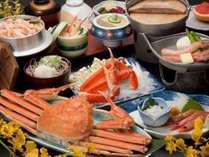 ■お気軽カニプラン☆ゆで蟹一杯付き☆