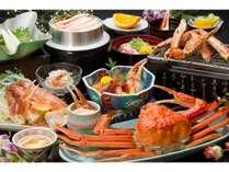 ■お手頃蟹フルコース☆焼き蟹が美味☆