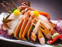 一口、食べればわかります!ふんわり口の中に広がる蟹の風味に、メロメロ♪