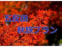 秋旅プラン 【朝食付き】