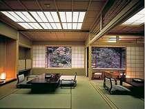 特別客室12畳次の間6畳広縁付
