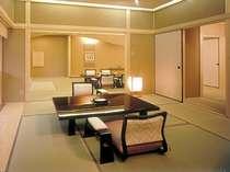特別客室18畳次の間8畳