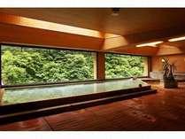 展望大浴場「桧香の湯」