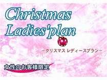 (じゃらん限定) 12月23日 【女性のお客様貸切】 秘湯の一軒宿で過ごすクリスマスレディースプラン