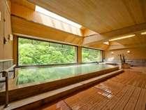 大浴場「桧香の湯」