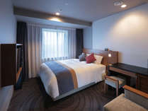 ダブルルーム(19.5平米) ベッド幅160cm