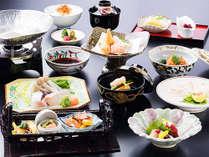 日本料理「毬」季節会席(イメージ)