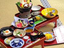 *【スタンダード料理(一例)】高野山の四季と伝統の味が味わえる「精進料理」です