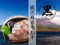 鹿児島「黒」食材/鹿児島牛イメージ