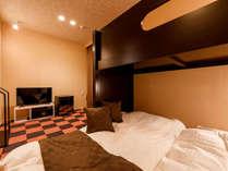 303号室◆かわいいガーリーなローズカラーのお部屋です
