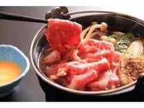 【じゃらん限定】松茸と上州牛すき焼き付き!グルメバイキング