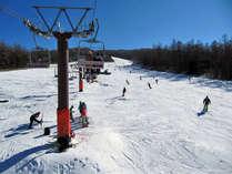 【信州湯の丸高原リフト1日券付き】極上のパウダースノーを楽しむスキープラン