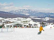 【鹿沢スノーエリアリフト1日券付き】極上のパウダースノーを楽しむ 嬬恋鹿沢スキープラン