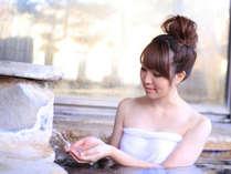 伝統ある鹿沢温泉「雲井の湯」