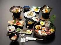 【夕食】大名会席 お料理例