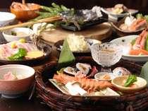 【夕食】「味にうるさい彼女・奥様も納得!」の大名会席♪(季節ごとにメニューは変わります)