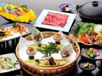【将軍会席】 氷鉢の豪快なお刺身盛り★(料理例)