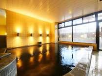 天然温泉大浴場 内湯