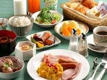 朝食バイキング(とりわけの一例) AM7:00~AM9:30